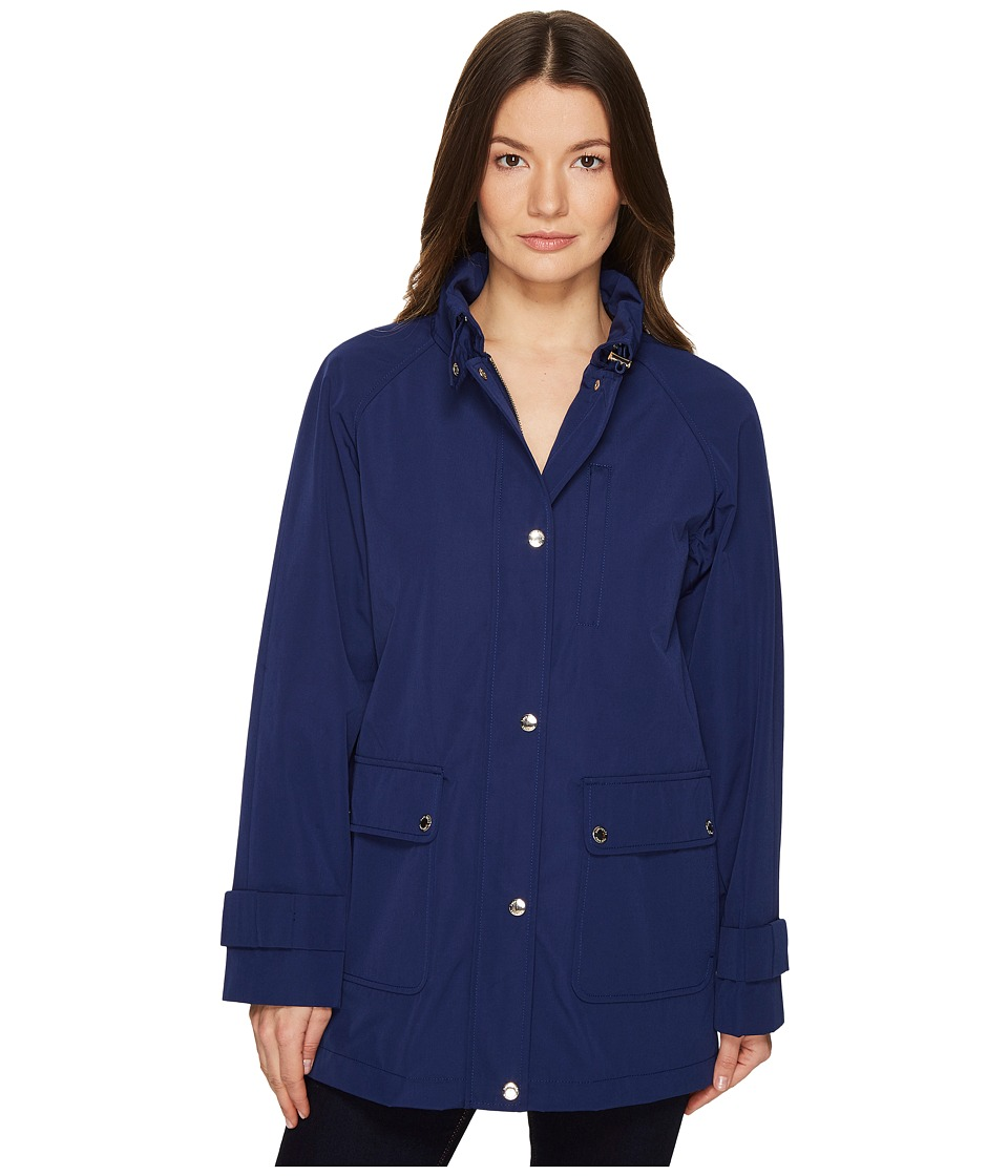 Kate Spade New York - 29 Casual Jacket (New Navy) Women's Coat