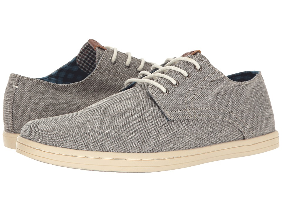 Ben Sherman Parnell Oxford (Grey Linen) Men