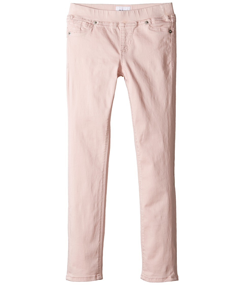 Hudson Kids - Dagger Five-Pocket Skinny Brushed Sateen Jeans in Pinkie (Toddler/Little Kids) (Pinkie) Girl's Jeans