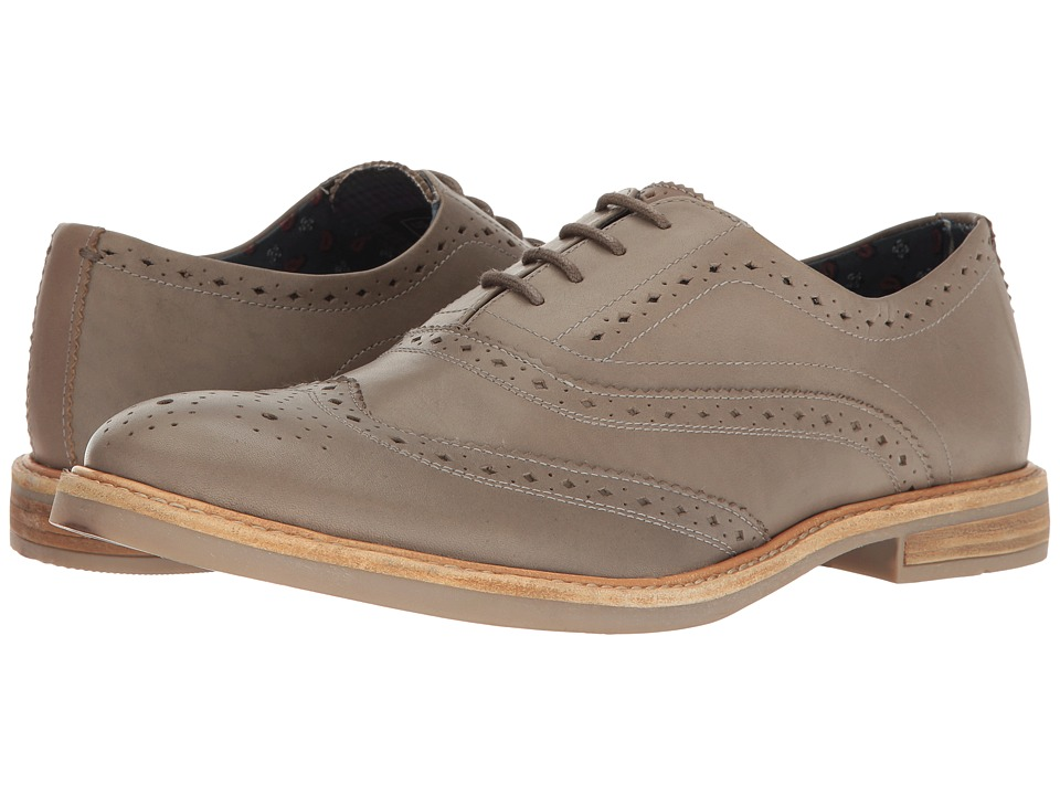 Ben Sherman Birk Wingtip (Taupe) Men