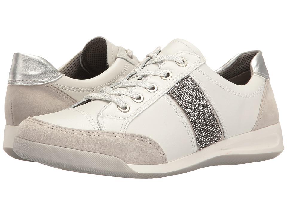 ara Rickie (Keisel/Weiss) Women's Shoes
