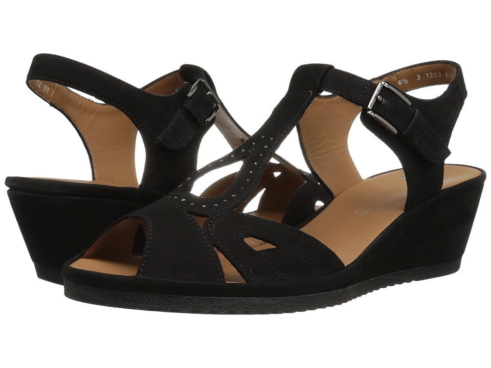 ara - Charlotte (Black) Women's Shoes