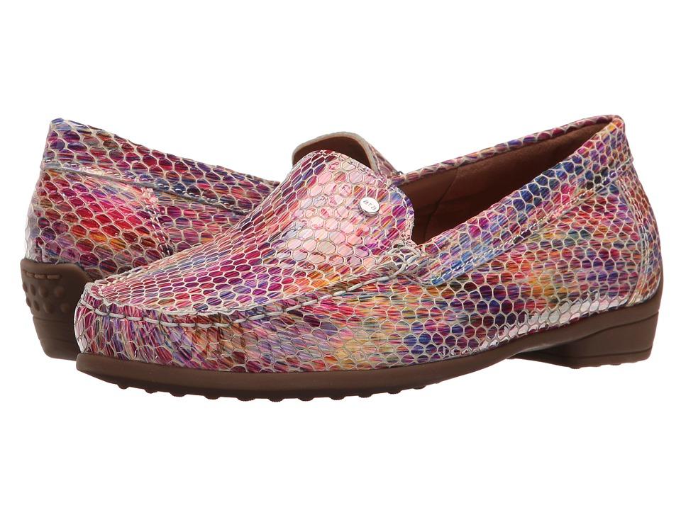 ara - Barb (Multi Mamba) Women's Slip on Shoes