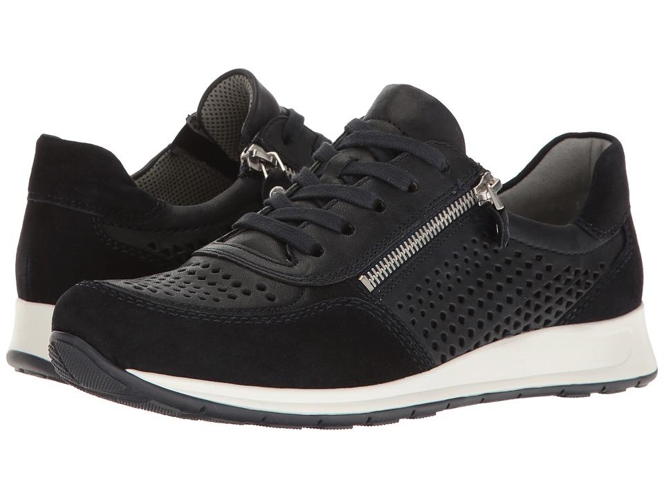 ara - Olivia (Navy) Women's Shoes