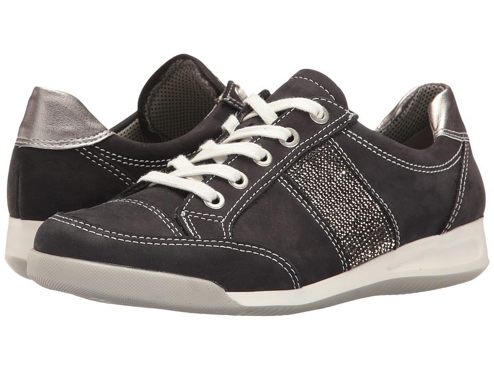 ara - Rickie (Navy) Women's Shoes