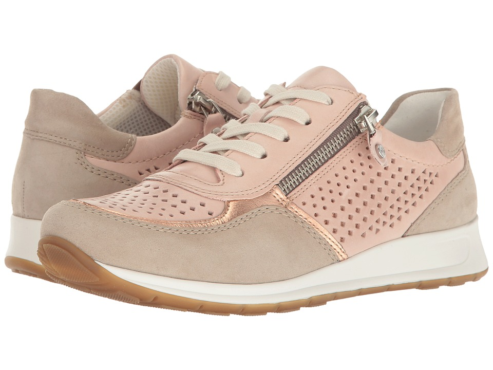 ara - Olivia (Fossil/Rosegold) Women's Shoes