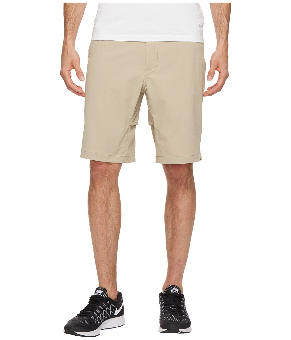 Ariat - Tek Airflow Shorts (Aluminum) Men's Shorts