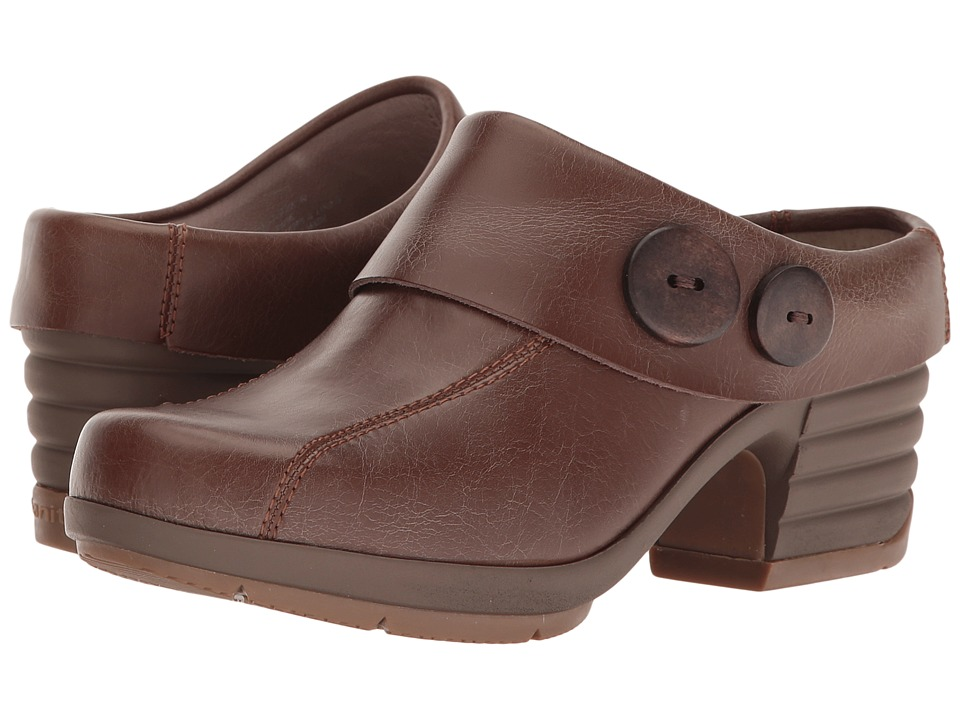 Sanita - Icon Indiana (Brown) Women's Clog Shoes