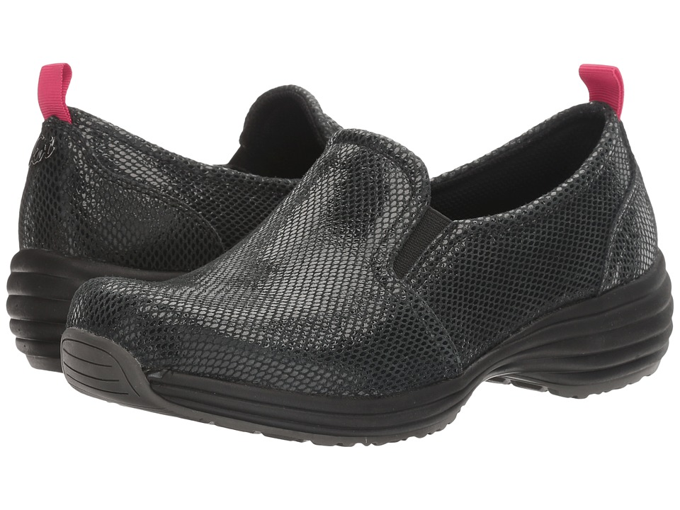 Sanita - Laylah Koi Lite (Black) Women's Shoes