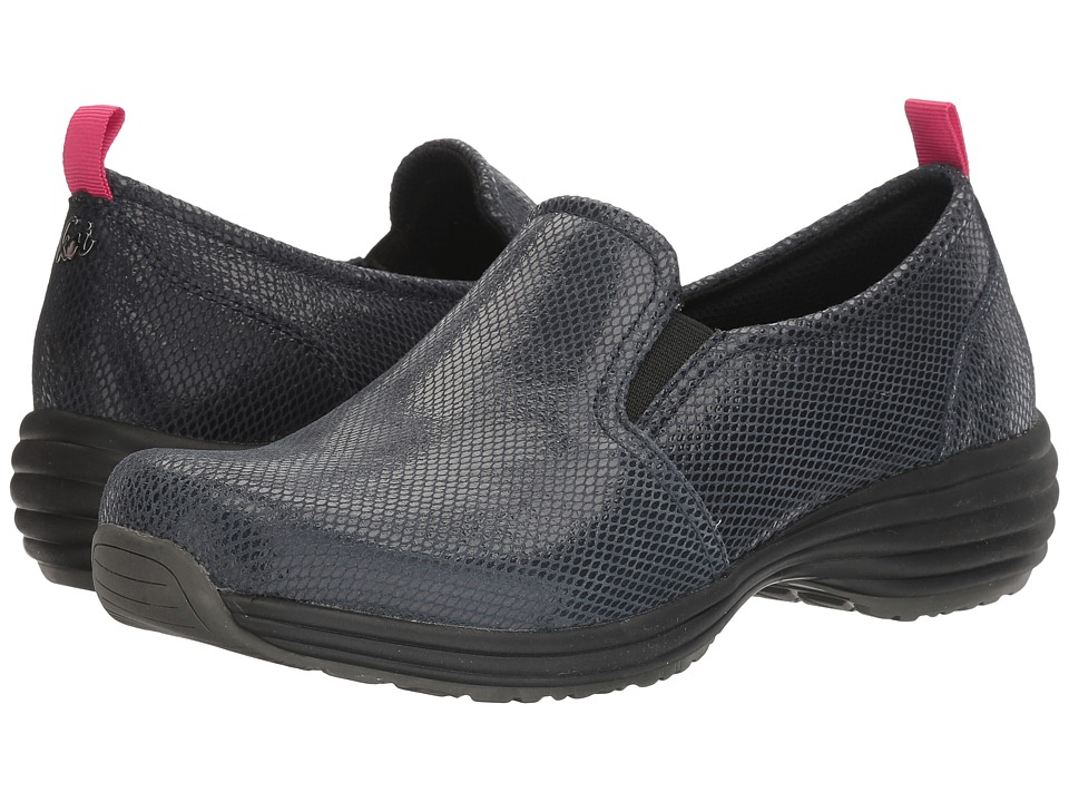 Sanita - Laylah Koi Lite (Navy) Women's Shoes