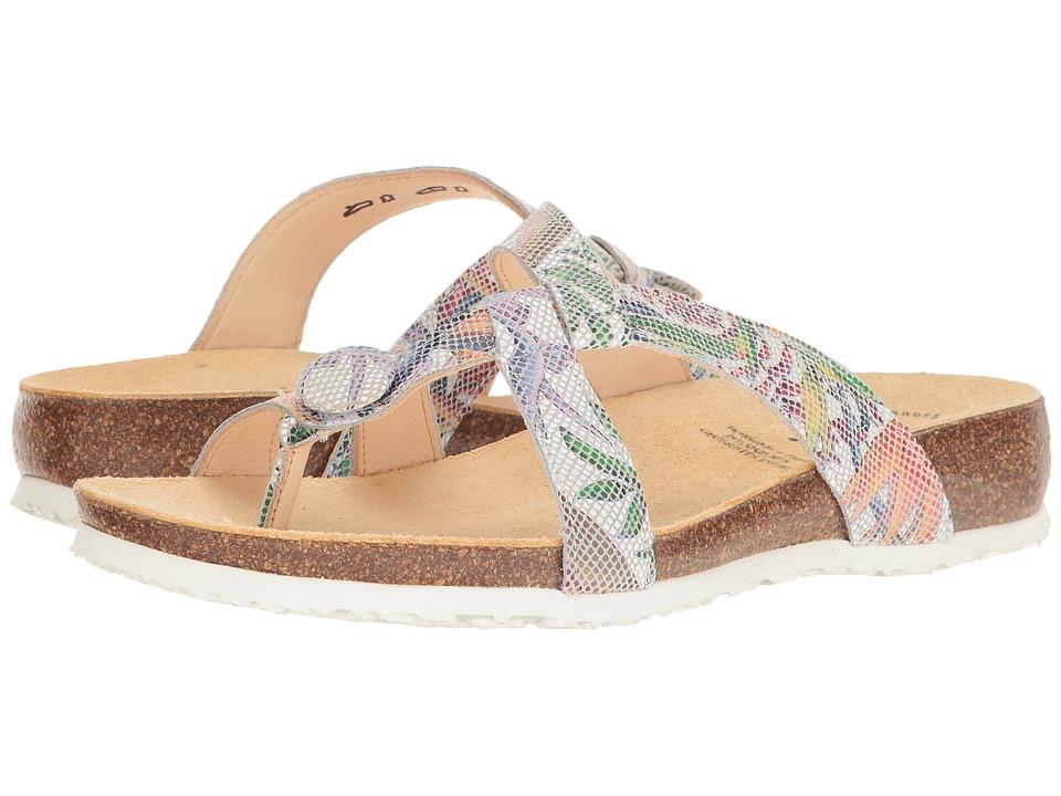 Think! - Julia - 80331 (Bianco/Kombi) Women's Sandals