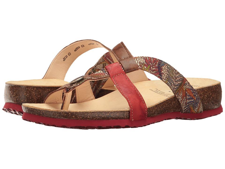 Think! - Julia - 80335 (Muskat/kombi) Women's Sandals
