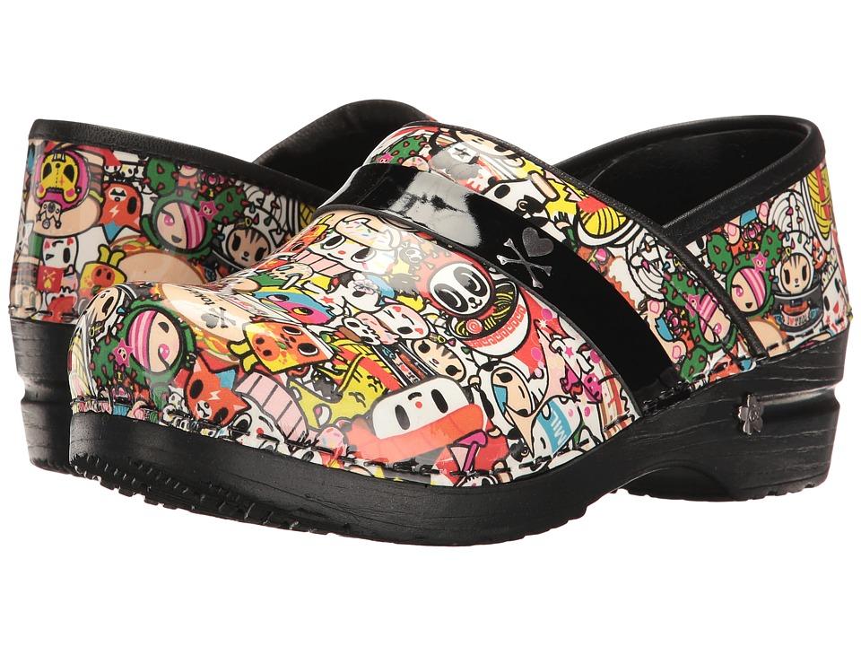 Sanita - Koi By Sanita Kaleigh Pro (Multi) Women's Slip-on Dress Shoes