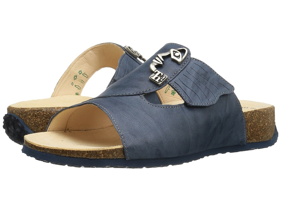 Think! - Mizzi - 80351 (Saphir/Kombi) Women's Sandals