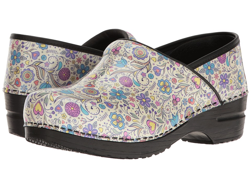 Sanita - Original Professional Kacey (Multi) Women's Clog/Mule Shoes