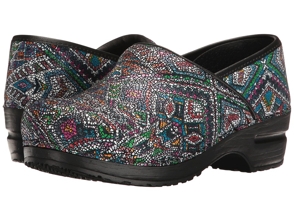 Sanita - Original Professional Patience (Multi) Women's Clog/Mule Shoes