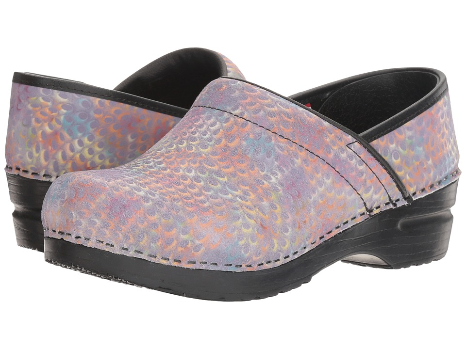 Sanita - Original Professional Peyton (Multi) Women's Clog Shoes