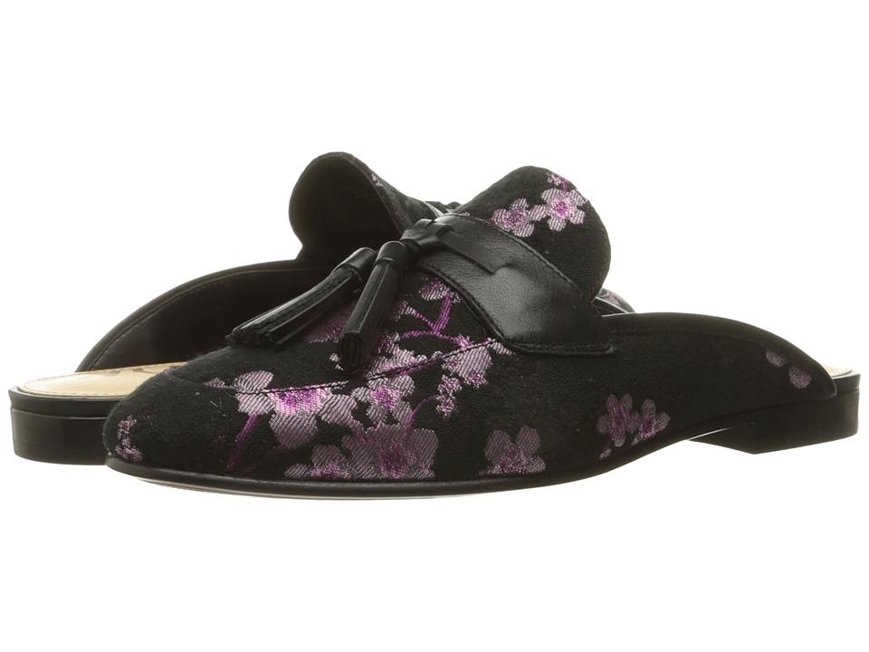 Sam Edelman - Paris (Pink Multi Floral Jacquard) Women's Shoes