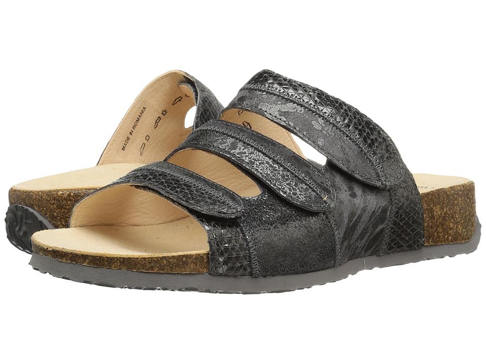 Think! - Mizzi - 80366 (Antrazit/Kombi) Women's Sandals