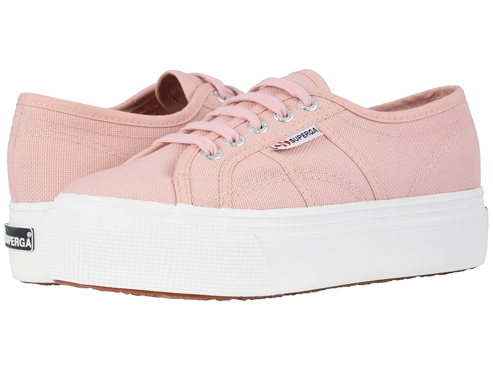 Superga - 2790 Acotw (Vintage Light Pink) Women's Lace up casual Shoes