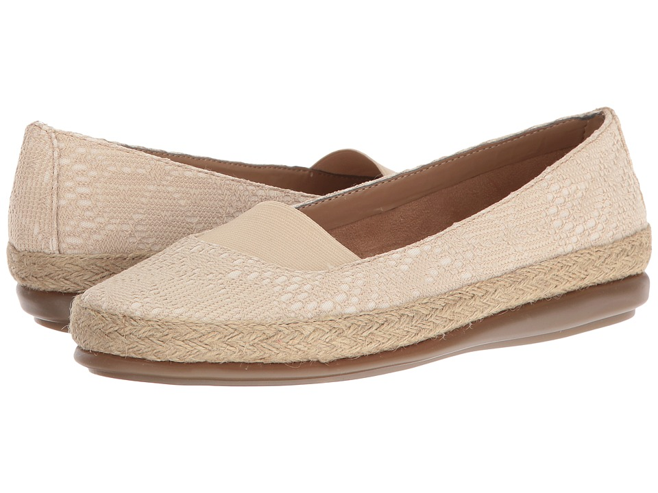 A2 by Aerosoles Counsoler (Natural Fabric) Women