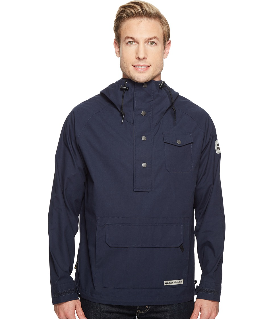Jack Wolfskin - Tip (Night Blue) Men's Coat