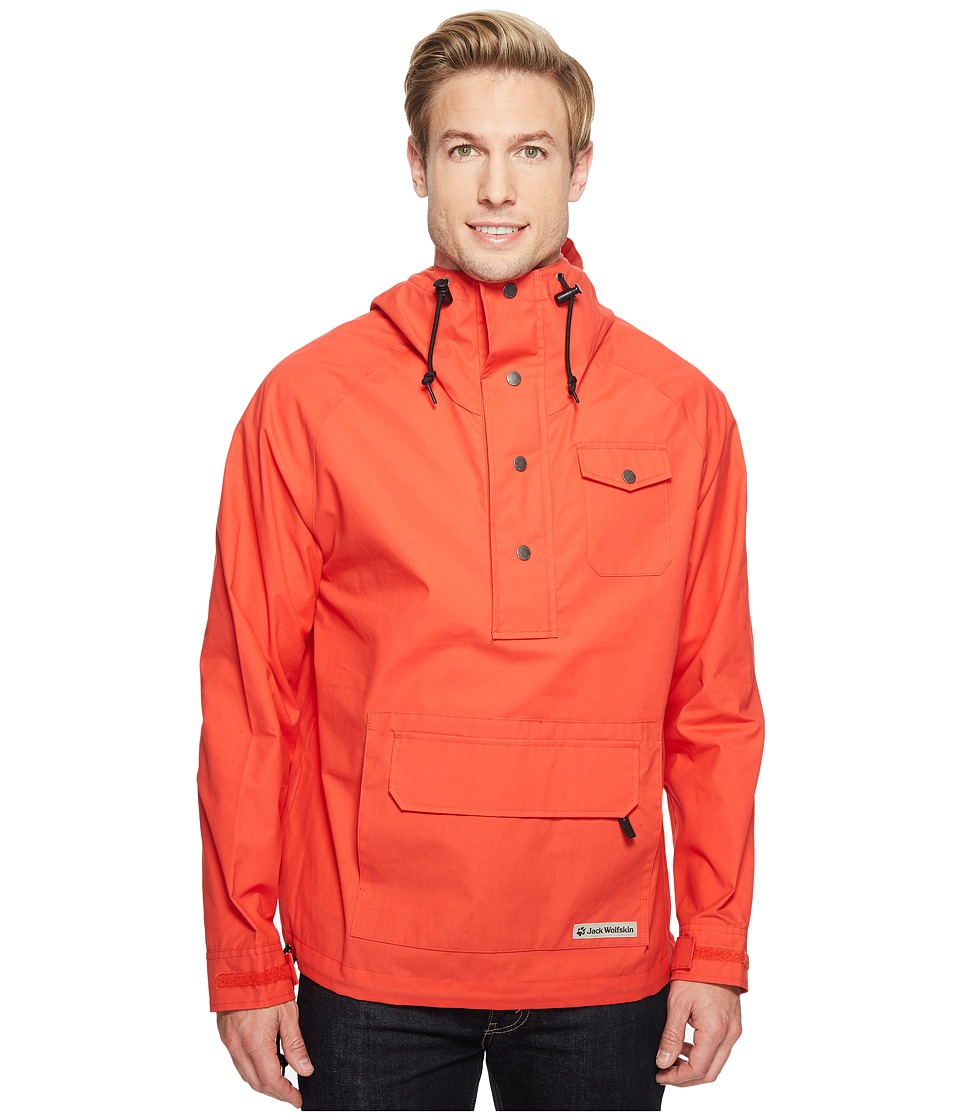 Jack Wolfskin - Tip (Fiery Red) Men's Coat