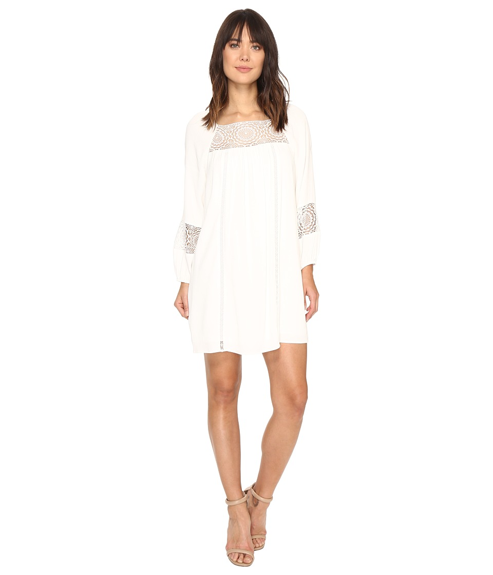 Joie - Tabara A333-D2807 (Porcelain) Women's Dress