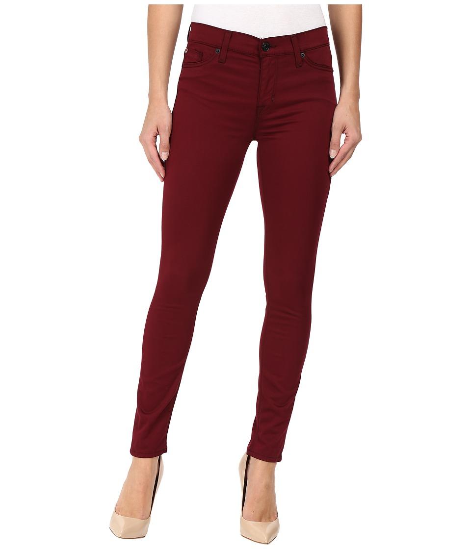 Hudson - Nico Mid-Rise Ankle Super Skinny in Dark Amber (Dark Amber) Women's Jeans
