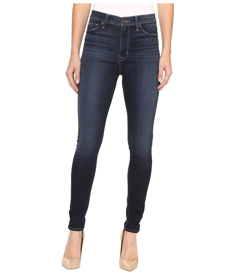 Hudson Barbara High-Rise Super Skinny in Ammo (Ammo) Women