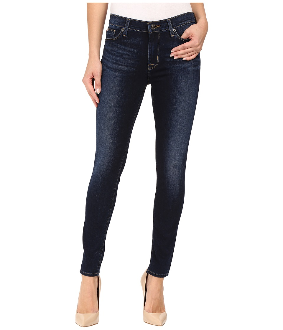 Hudson - Nico Mid-Rise Super Skinny in Corps (Corps) Women's Jeans