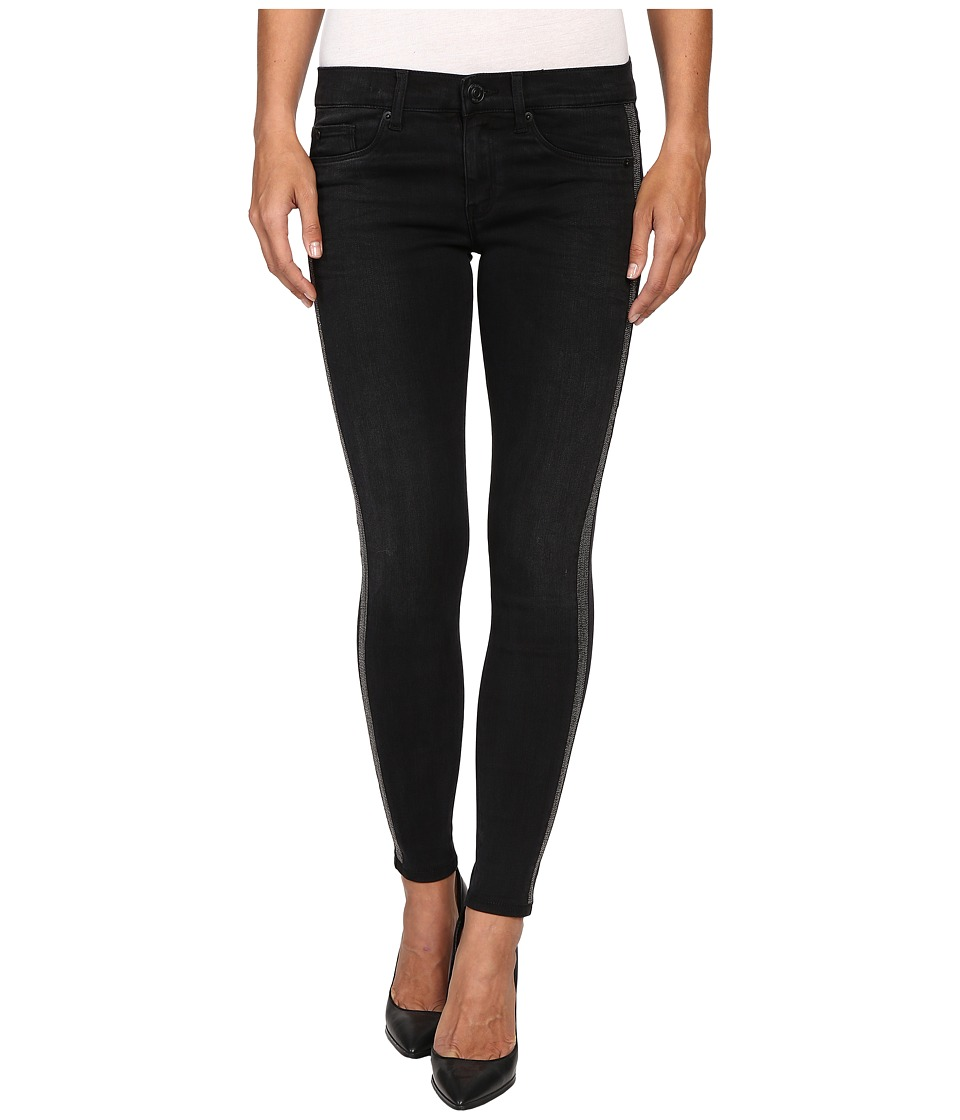 Hudson - Luna Mid-Rise Ankle Skinny w/ Side Detail in Valorous (Valorous) Women's Jeans