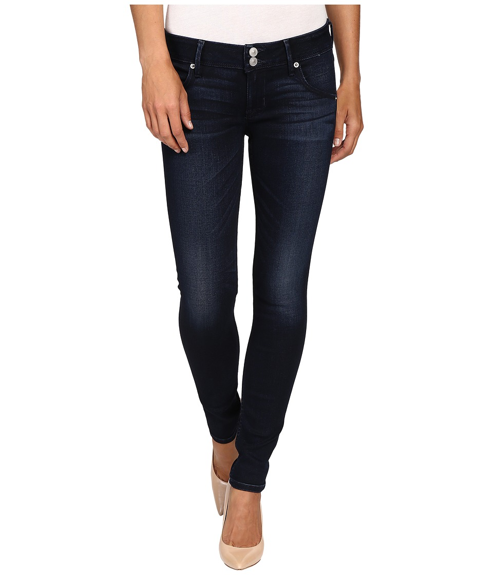 Hudson - Collin Skinny w/ Flap in Calvary 2 (Calvary 2) Women's Jeans