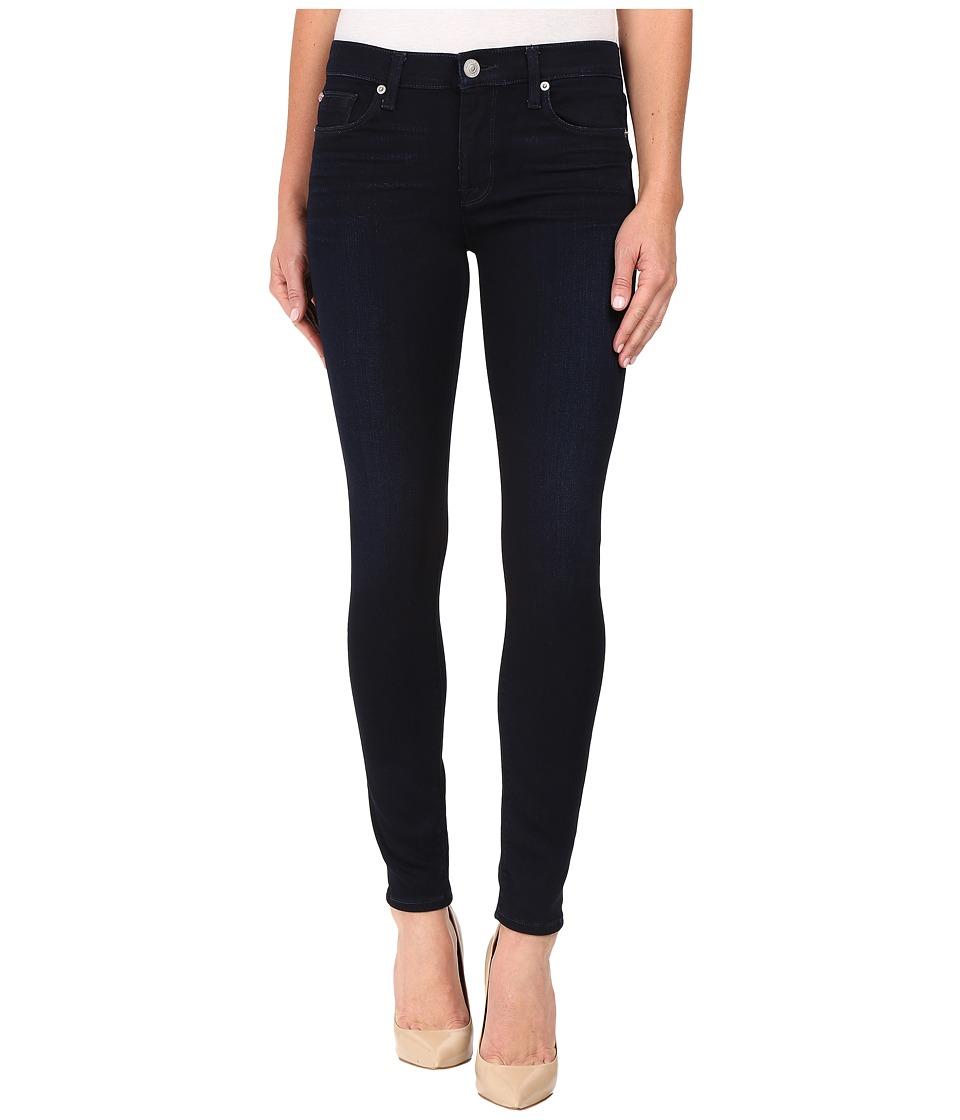 Hudson - Nico Mid-Rise Super Skinny in Delilah 3 (Delilah 3) Women's Jeans