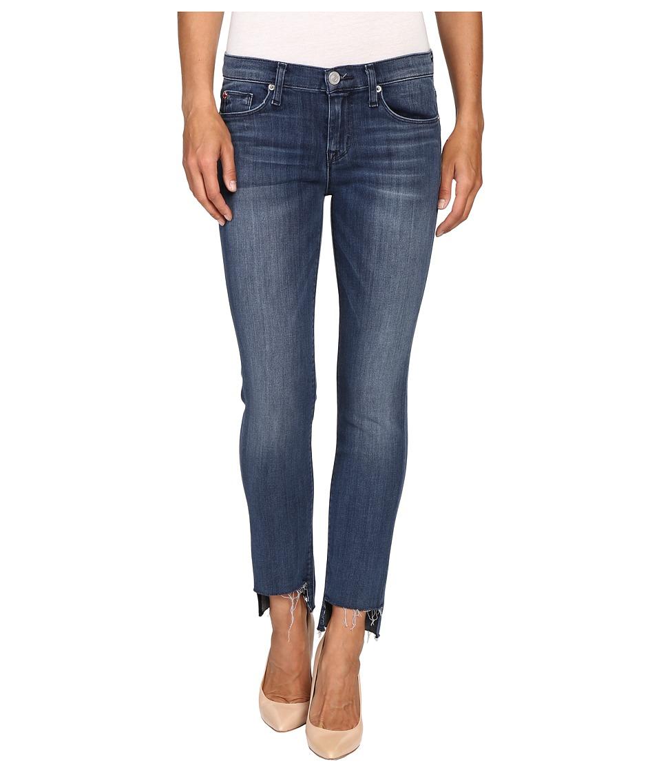 Hudson - Colette Mid-Rise Skinny Step Hem in Aspire (Aspire) Women's Jeans