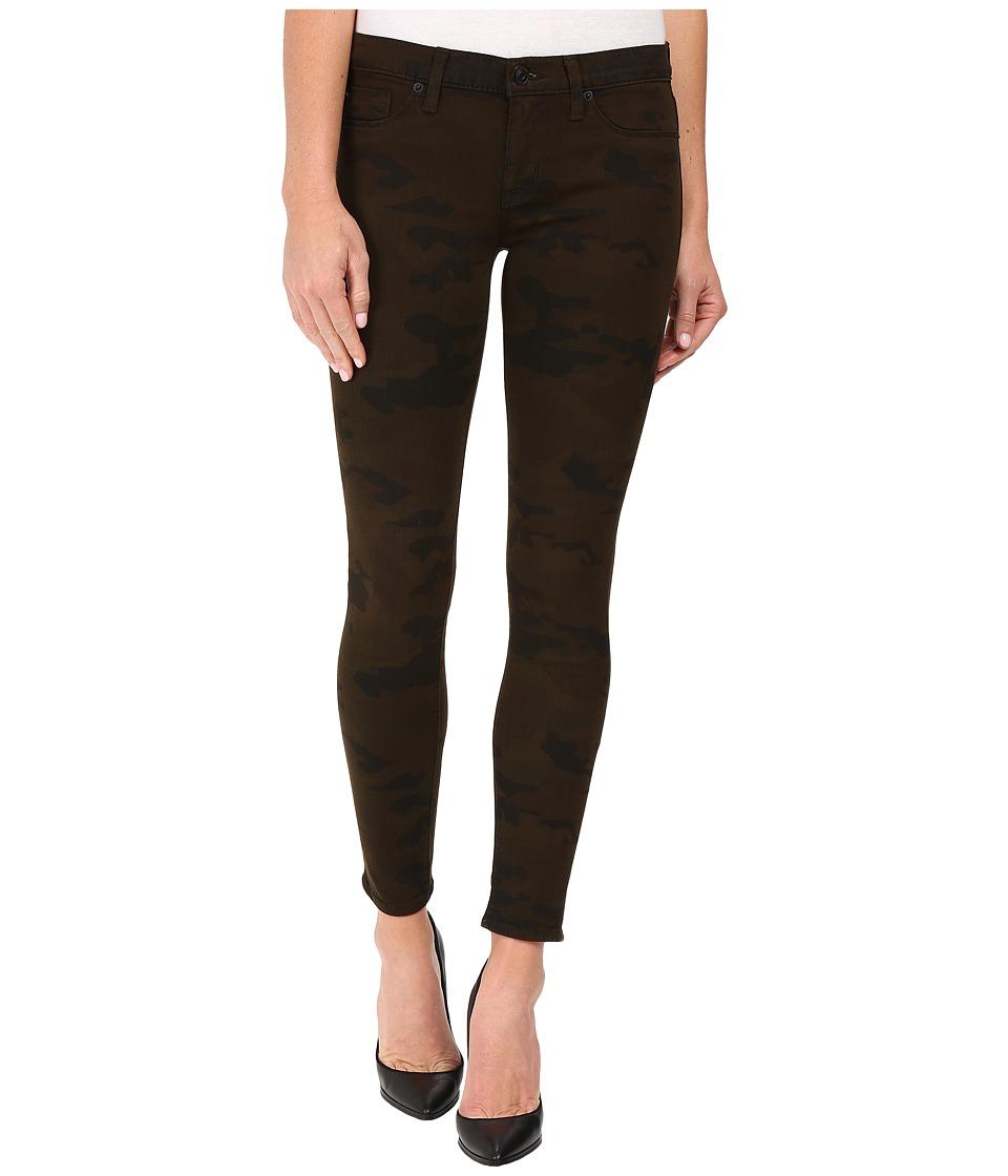 Hudson - Krista Ankle Super Skinny in Militant Camo (Militant Camo) Women's Jeans