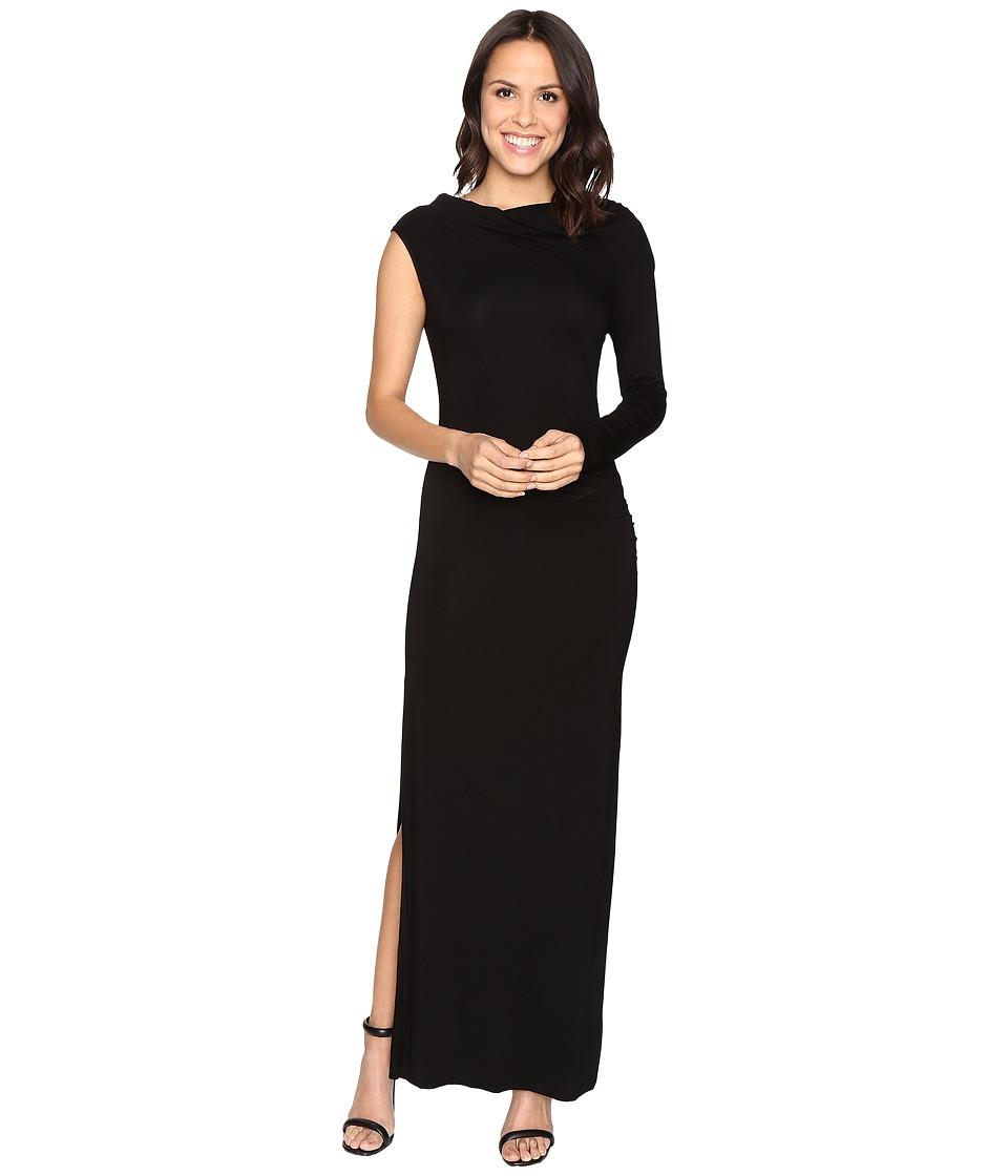 Young Fabulous & Broke - Elie Maxi (Black) Women's Dress