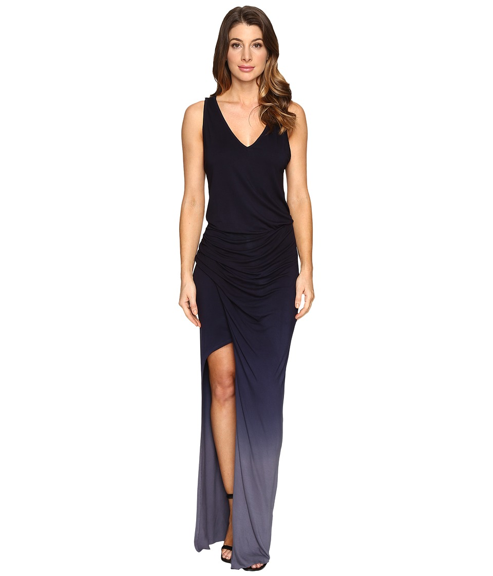 Young Fabulous & Broke - Rena Dress (Navy/Slate Ombre) Women's Dress