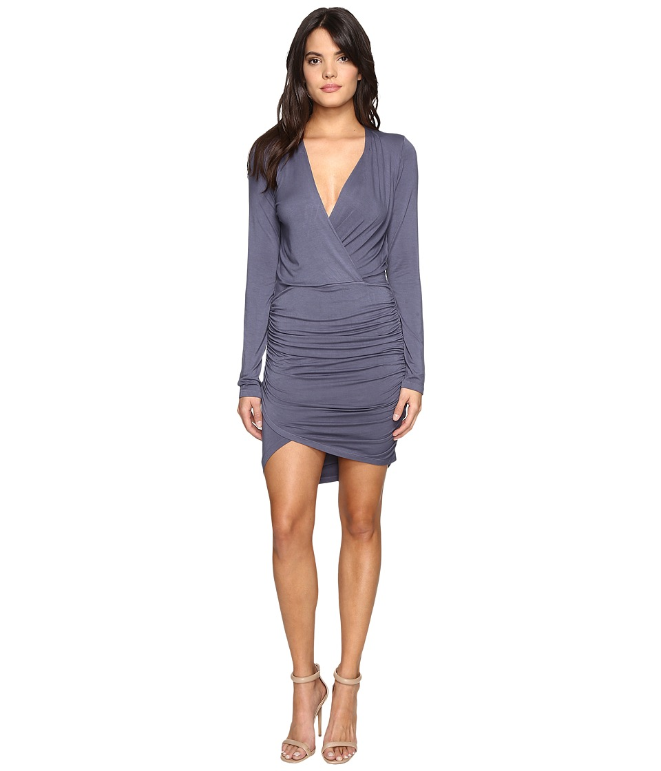 Young Fabulous & Broke - Lex Dress (Slate) Women's Dress