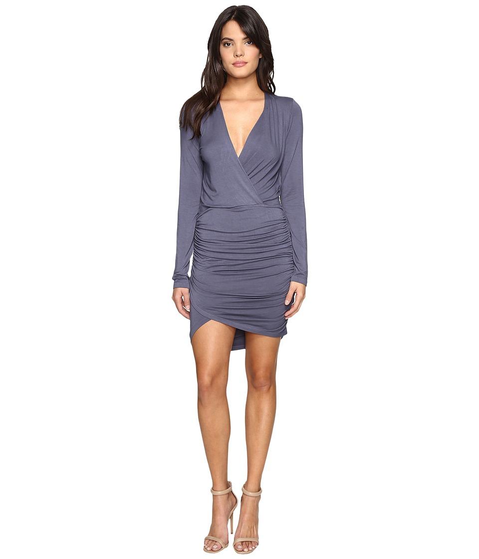 Young Fabulous & Broke - Lex Dress (Slate) Women's Dress