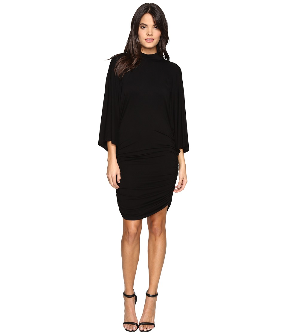 Young Fabulous & Broke - Shiloh Dress (Black) Women's Dress