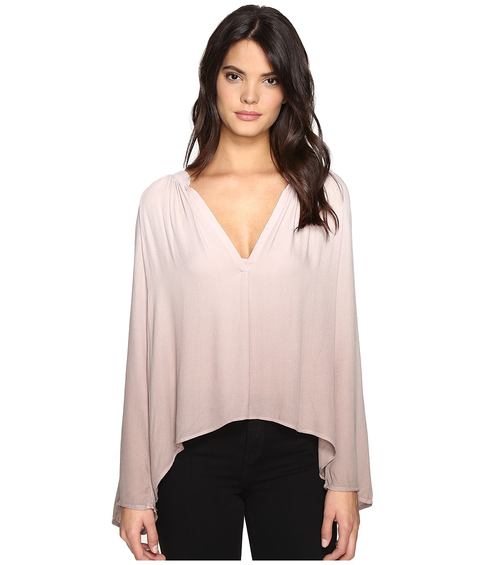 Young Fabulous & Broke - Kimbra Top (Mocha Ombre) Women's Clothing
