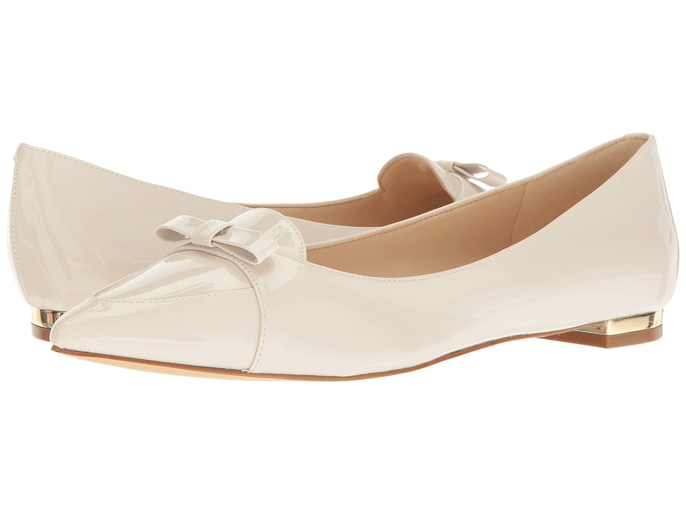 Nine West - Anemone 3 (Off-White Patent) Women's Shoes