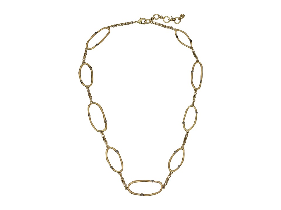 Lucky Brand - Open Collar Necklace (Gold) Necklace