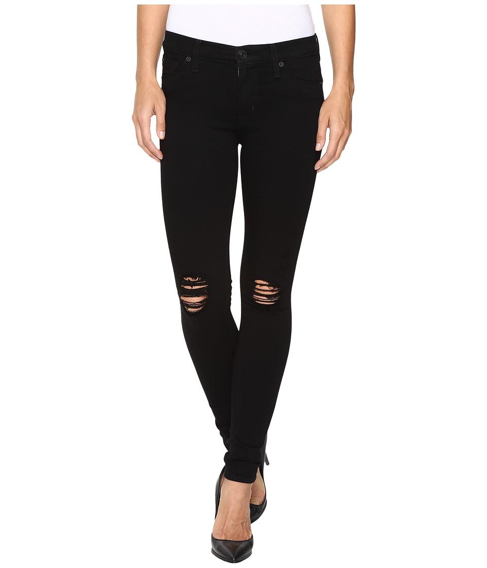 Hudson - Nico Mid-Rise Skinny in Ravage (Ravage) Women's Jeans