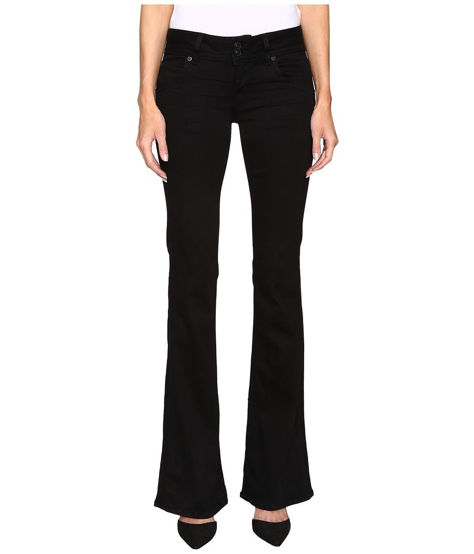 Hudson - Signature Bootcut Black in Dark Shadow (Dark Shadow) Women's Jeans