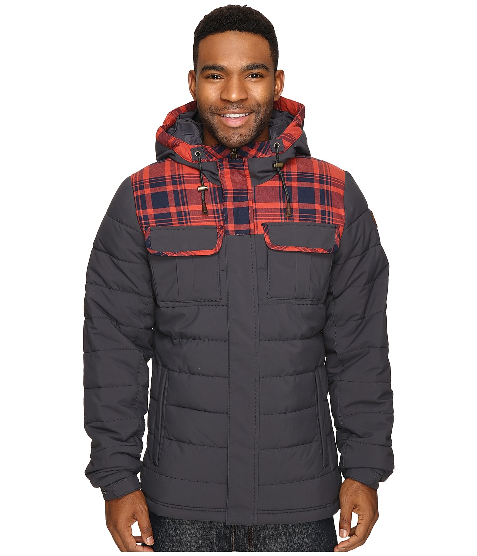 O'Neill - Charger Jacket (Granite) Men's Coat