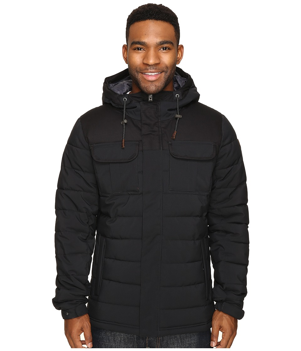 O'Neill - Charger Jacket (Black Out) Men's Coat