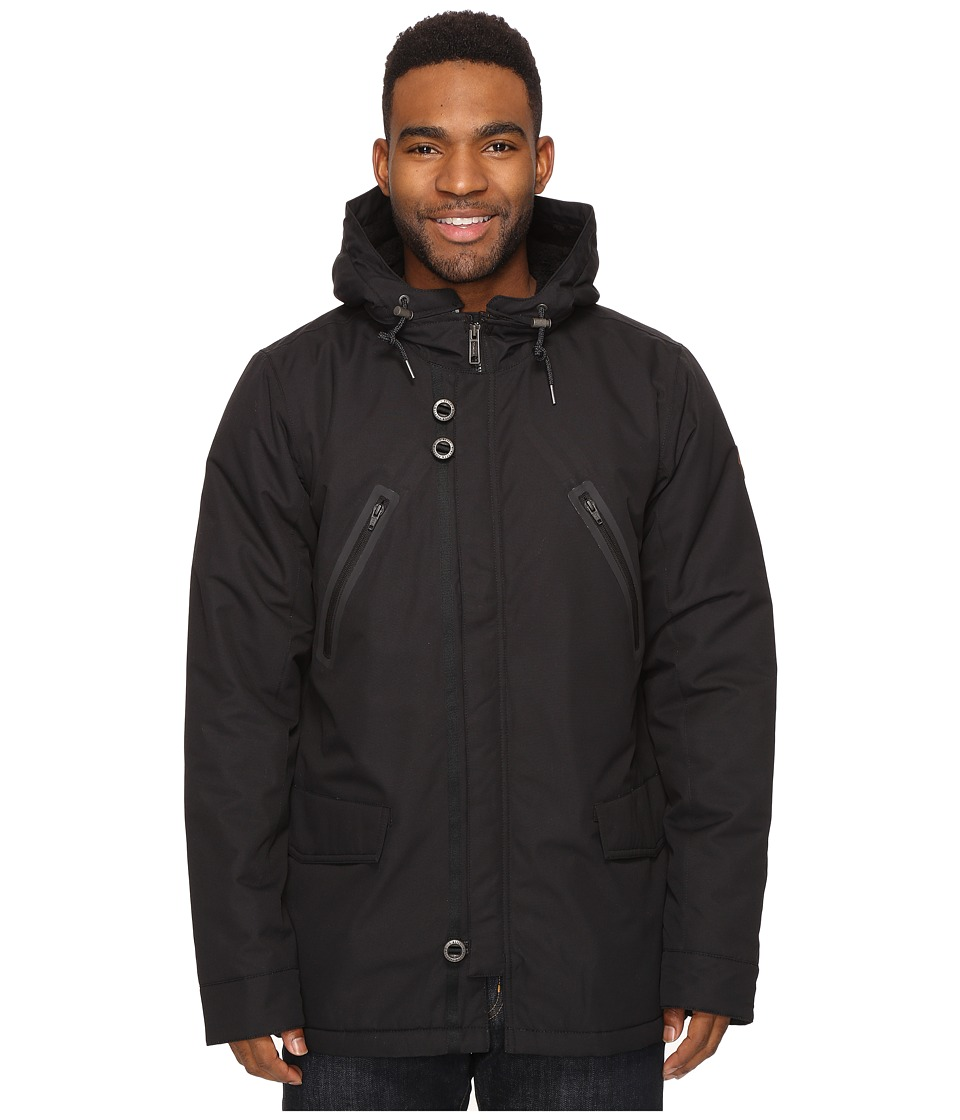 O'Neill - Fine Tune Jacket (Black Out) Men's Coat