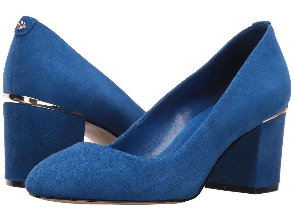Nine West - Astor (Blue Suede) Women's Shoes